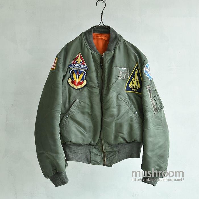 USAF MA-1 FLIGHT JACKET(L/SKYLINE CLOTHING CO)