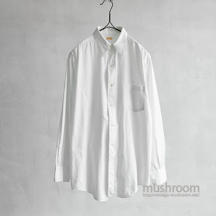 OLD CROWN  WHITE COTTON SHIRT