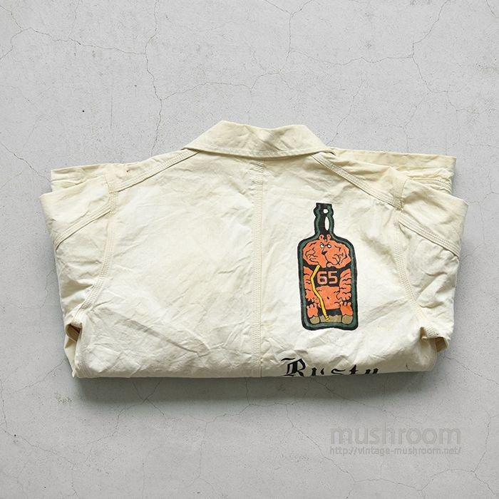 LEE PRINCETON UNIV BEER JACKET(44/ALMOST DEADSTOCK)
