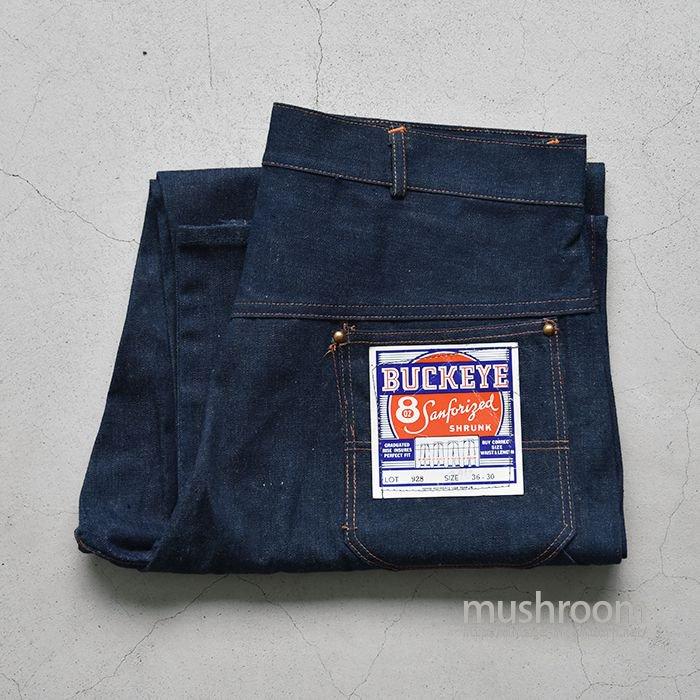 BUCKEYE DENIM PAINTER PANTS(36-30/DEADSTOCK)