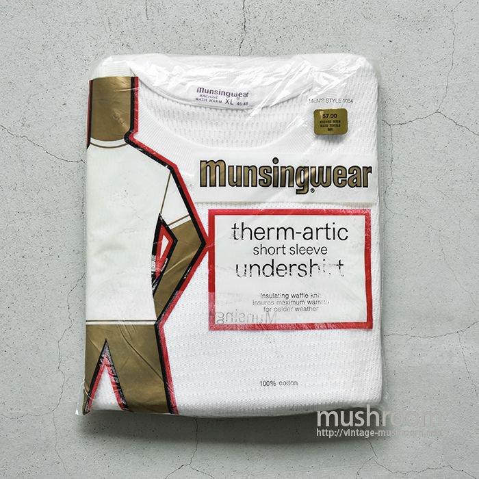 MUNSINGWEAR THERMAL UNDERWEAR(XL/DEADSTOCK)
