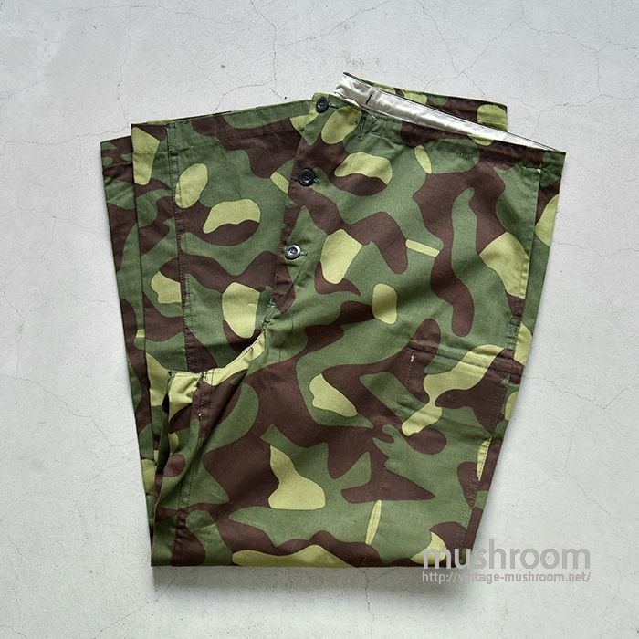 Finland MILITARY OVER TROUSERS(DEADSTOCK)