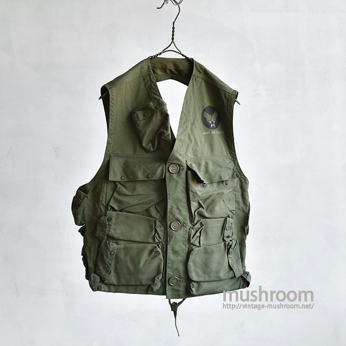 U.S.ARMY AIRFORCE TYPE C-1 VEST(ALMOST DEADSTOCK)