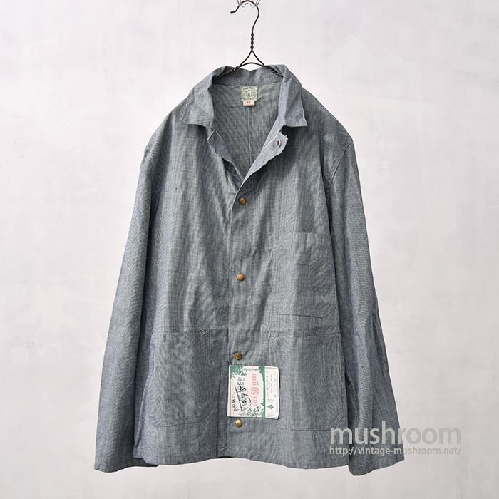 PINE TREE PINCHECK COVERALL(44/DEADSTOCK)