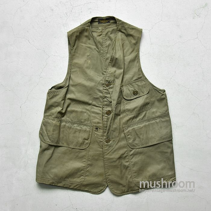 ABERCROMBIE&FITCH HUNTING VEST