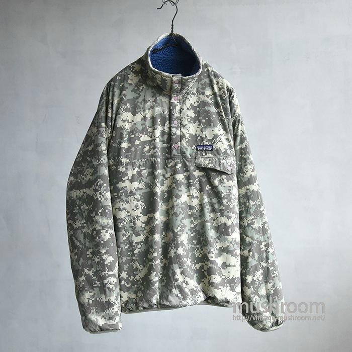PATAGONIA REVERSIBLE SNAP-T SPECIAL