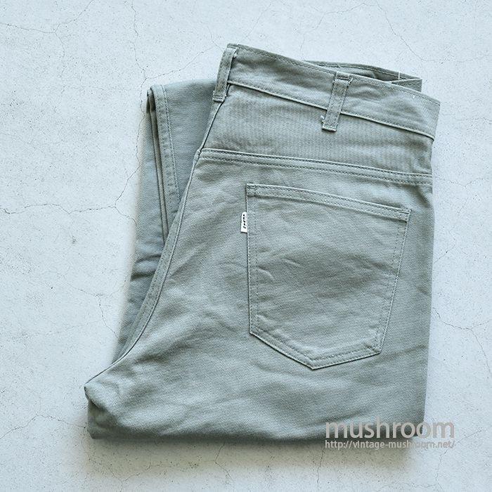 LEVI'S 518 BIGE KATSURAGI PANTS(MINT)