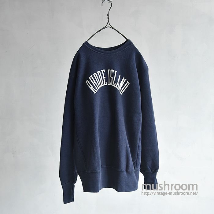 CHAMPION COLLEGE REVERSE WEAVE(L/ONE-COLOR TAG)