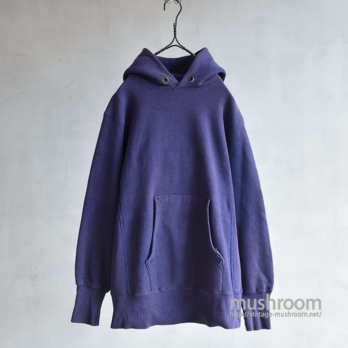 CHAMPION PLAIN REVERSE WEAVE HOODY(ONE COLOR TAG/SMALL)