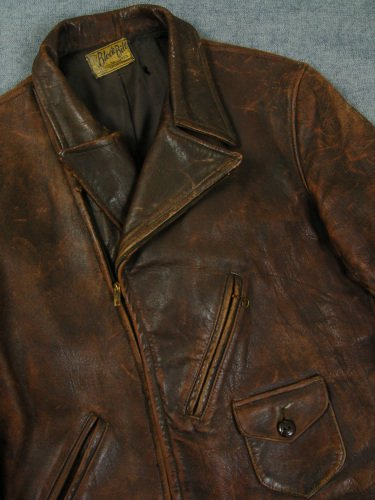 Block Bilt Leather JKT