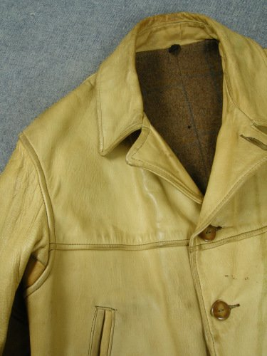 MORRIS HYMES CAR COAT