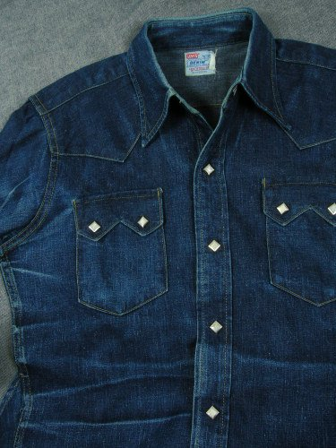 LEVIS DENIM SHIRT