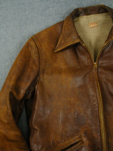 Peters Leather Sports Jkt