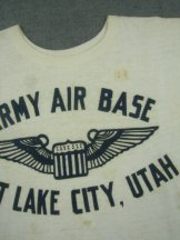 ARMY AIR BASE T-SHIRT