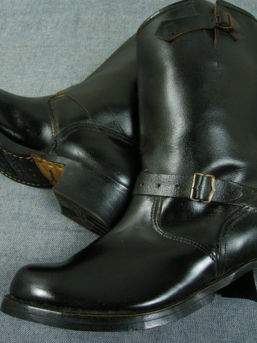 OLD ENGINEER BOOTS