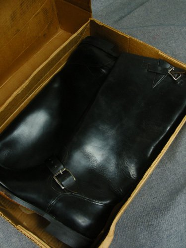 HARLEY-DAVIDSON ENGINEER BOOTS