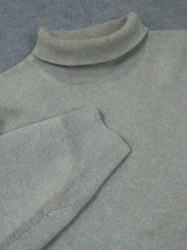 SPALDING TURTLENECK SWEAT