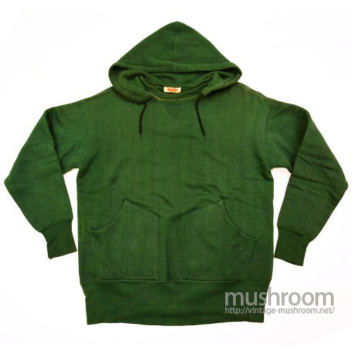 DUXBAK DOUBLE V SWEAT WITH AFTER HOODY