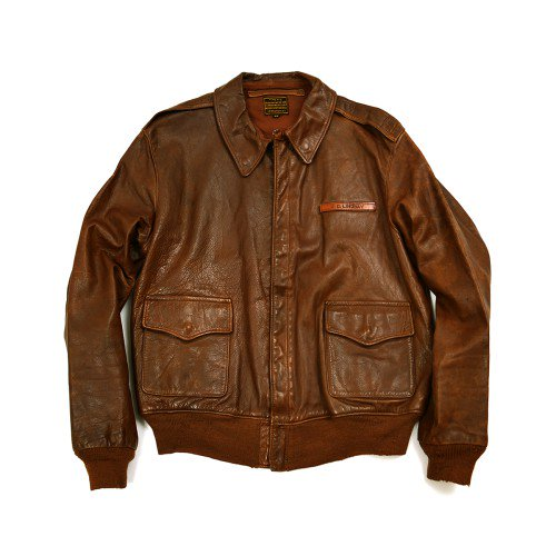 1930's〜A-2 FLIGHT JACKET