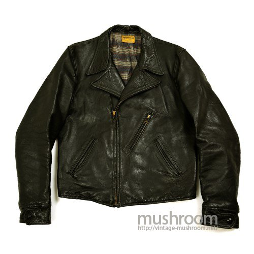 Block Bilt Horse Hide Leather Sports Jkt
