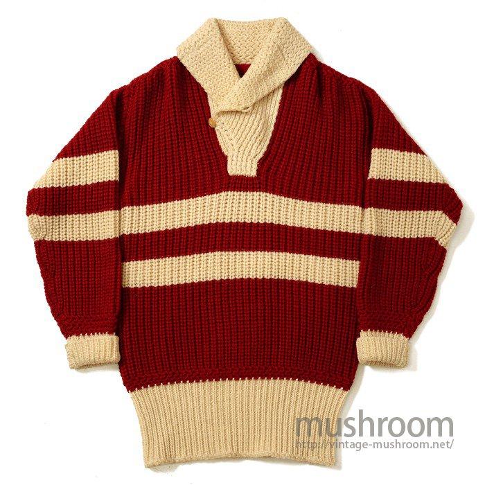 Patrick Shawlcoller Sweater