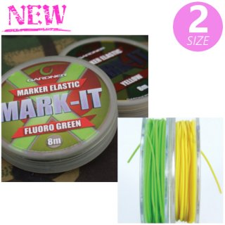 MARKER ELASTIC  Green / Yellow