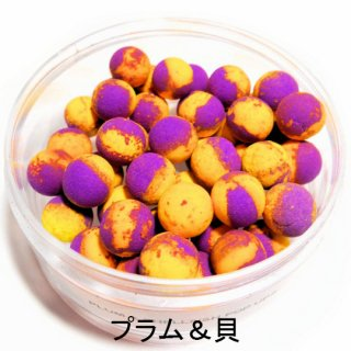 7. PLUM & SHELLFISH  POP UPS 10mm