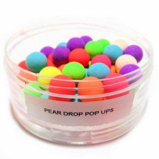 9. PEAR DROP  POP UPS 10mm