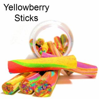 Wonka's Yellowberry  Sticks