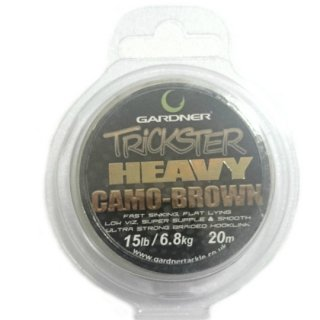 TRICKSTER HEAVY  CAMO BROWN  15lb(6.8kg)