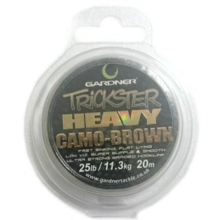 TRICKSTEA HEAVY  CAMO BROWN  25lb(11.3kg)