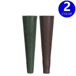 COVERT TAIL RUBBERS  Green / Brown