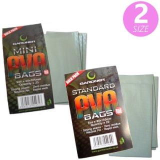 PVA BAGS   Mini / Standard