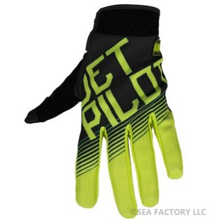 JETPILOT 2018 PHANTOM SUPER LITE GLOVE(ブラック/ライム)