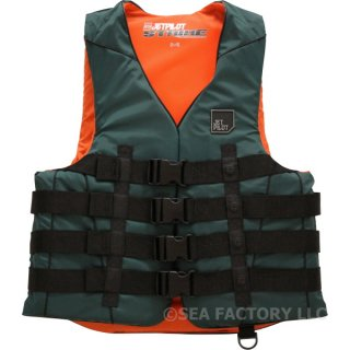 <img class='new_mark_img1' src='https://img.shop-pro.jp/img/new/icons5.gif' style='border:none;display:inline;margin:0px;padding:0px;width:auto;' />JETPILOT 2017 STRIKE 4‐BUCKLE NYLON VEST(ミリタリー)