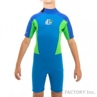 <img class='new_mark_img1' src='https://img.shop-pro.jp/img/new/icons24.gif' style='border:none;display:inline;margin:0px;padding:0px;width:auto;' />JETPILOT THE CAUSE 2MM YOUTH SPRINGSUIT(グリーン/ブルー・14)