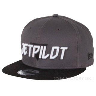 JETPILOT 2018 CULTURE N/E CAP(BLACK/MARLE)