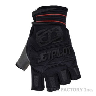 <img class='new_mark_img1' src='https://img.shop-pro.jp/img/new/icons5.gif' style='border:none;display:inline;margin:0px;padding:0px;width:auto;' />JETPILOT 2018 MATRIX SHORT FINGER RACE GLOVE(ブラック/レッド)