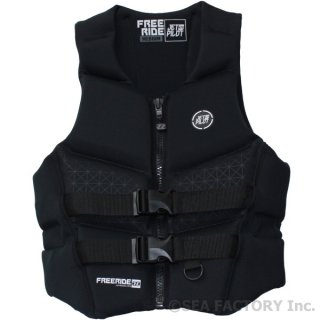 <img class='new_mark_img1' src='https://img.shop-pro.jp/img/new/icons5.gif' style='border:none;display:inline;margin:0px;padding:0px;width:auto;' />JETPILOT 2018 FREERIDE NEO VEST(ブラック)
