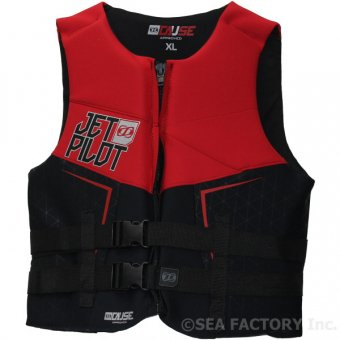 <img class='new_mark_img1' src='https://img.shop-pro.jp/img/new/icons5.gif' style='border:none;display:inline;margin:0px;padding:0px;width:auto;' />JETPILOT 2018 CAUSE NEO VEST(レッド)