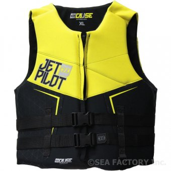 <img class='new_mark_img1' src='https://img.shop-pro.jp/img/new/icons5.gif' style='border:none;display:inline;margin:0px;padding:0px;width:auto;' />JETPILOT 2018 CAUSE NEO VEST(イエロー)