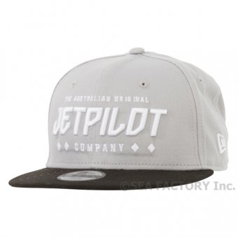 JETPILOT 2018 FULL CRANK CAP(グレー)