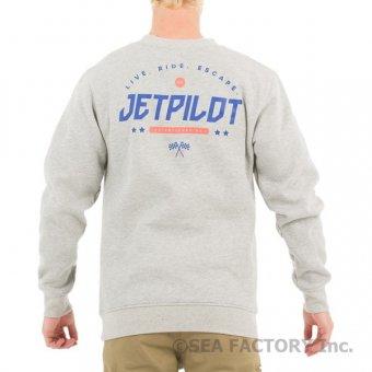 JETPILOT オーストラリア メンズ クルー(アイス)
