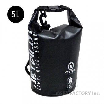 <img class='new_mark_img1' src='https://img.shop-pro.jp/img/new/icons5.gif' style='border:none;display:inline;margin:0px;padding:0px;width:auto;' />JETPILOT  2018   SMALL  ROLL  TOP  WATERPROOF  BAG(5L)