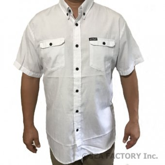 <img class='new_mark_img1' src='https://img.shop-pro.jp/img/new/icons5.gif' style='border:none;display:inline;margin:0px;padding:0px;width:auto;' />JETPILOT CHAMBRAY S/S MENS SHIRT(Mサイズ)