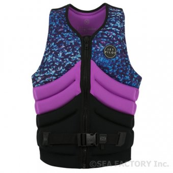<img class='new_mark_img1' src='https://img.shop-pro.jp/img/new/icons5.gif' style='border:none;display:inline;margin:0px;padding:0px;width:auto;' />JETPILOT 2019 QUANTUM Y LADIES NEO VEST(マルチ)