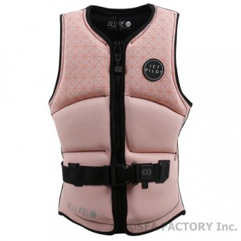 <img class='new_mark_img1' src='https://img.shop-pro.jp/img/new/icons5.gif' style='border:none;display:inline;margin:0px;padding:0px;width:auto;' />JETPILOT 2019 ALLURE LADIES NEO VEST(ピーチ)
