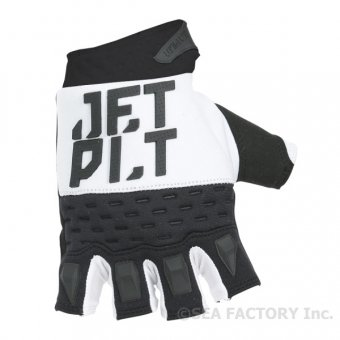 <img class='new_mark_img1' src='https://img.shop-pro.jp/img/new/icons5.gif' style='border:none;display:inline;margin:0px;padding:0px;width:auto;' />JETPILOT 2019 RX SHORT FINGER RACE GLOVE(ホワイト/ブラック)