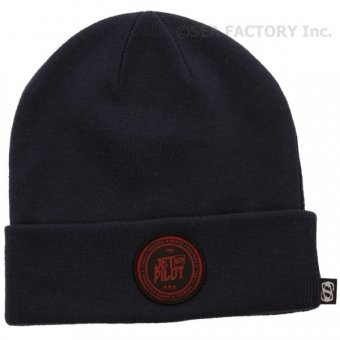 <img class='new_mark_img1' src='https://img.shop-pro.jp/img/new/icons5.gif' style='border:none;display:inline;margin:0px;padding:0px;width:auto;' />JETPILOT 2018 SHOWTIME BEANIE