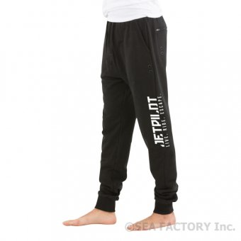 <img class='new_mark_img1' src='https://img.shop-pro.jp/img/new/icons5.gif' style='border:none;display:inline;margin:0px;padding:0px;width:auto;' />JETPILOT 2019 ESSENTIALS MENS TRACKPANTS(ブラック)